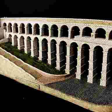 Acueducto de Segovia (Segovia)