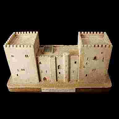 Alcázar de los Condestables en Medina de Pomar (Burgos)
