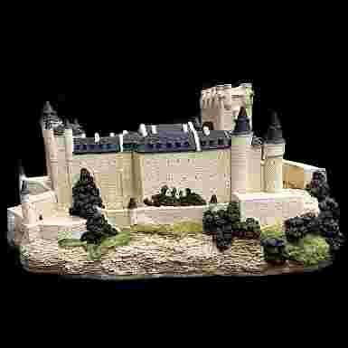 Alcazar de Segovia (Segovia) (Grande)