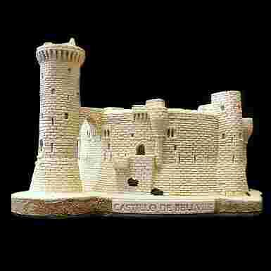 Castillo de Bellvere (Palma de Mallorca) (Pequeño)