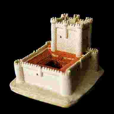 Castillo de los Viveros en Fuensaldaña (Valladolid)