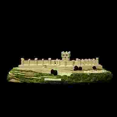 Castillo de Peñafiel en Peñafiel (Valladolid)