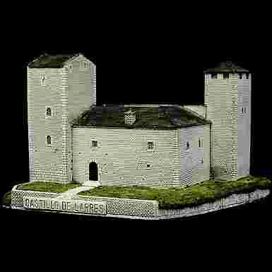 Castillos de Larrés (Huesca)