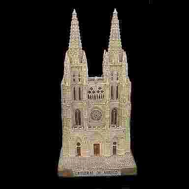 Catedral de Burgos (Burgos) (Pequeña)