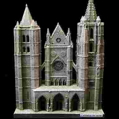 Catedral de Santa María (León) (Pequeña)