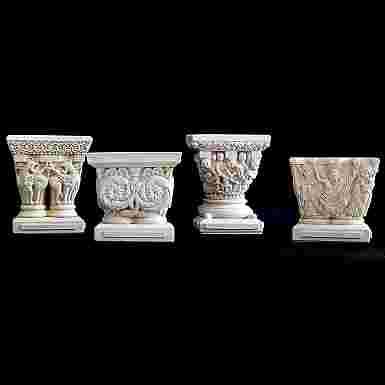 Colección de Capiteles del Románico Palentino