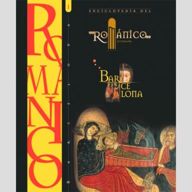Enciclopedia del románico. Barcelona (3 tomos)