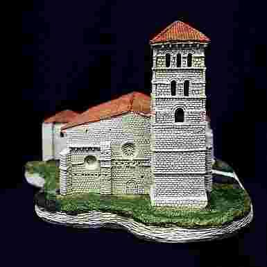 Iglesia de Nuestra Señora del Castillo de Torremormojón (Palencia)