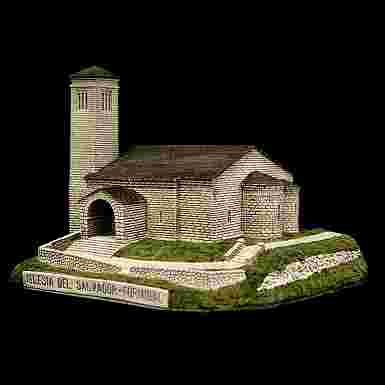 Iglesia del Salvador de Basarán de Formigal (Huesca)