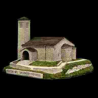Iglesia del Salvador de Basarán - Formigal (Huesca)