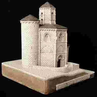 Iglesia del Santo Sepulcro de Torres del Río (Navarra) (Grande)