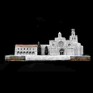 Monasterio de Sant Cugat del Vallés (Barcelona)