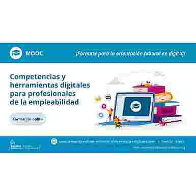 MOOC de competencias y herramientas digitales para profesionales de la empleabilidad
