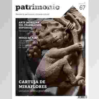 Patrimonio 67 (edición impresa / digital)