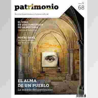 Patrimonio 68 (edición impresa / digital)