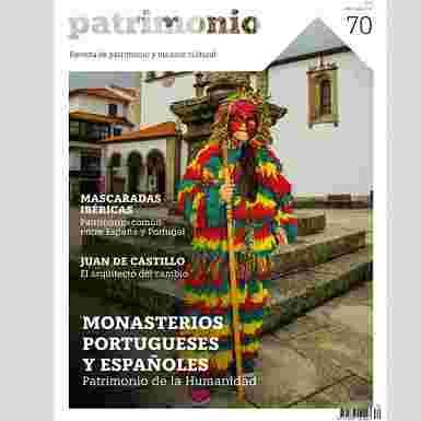 Patrimonio 70 (edición impresa / digital)
