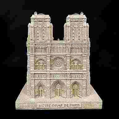 Portalápices - Catedral de Notre Dame de París (Francia)