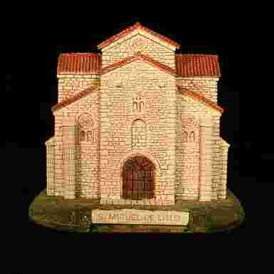 San Miguel de Lillo (Oviedo) (Grande) (Asturias)