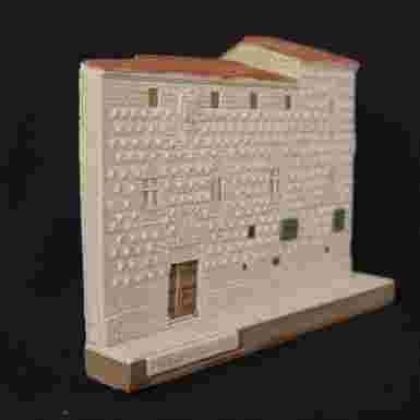 Tabla de la Casa de las Conchas (Salamanca)