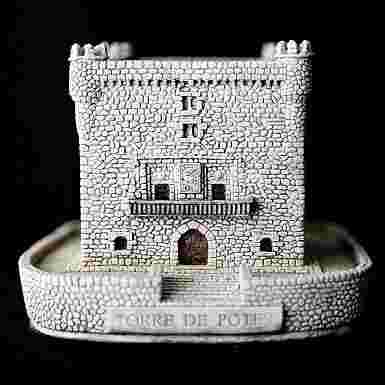 Torre del Infantado de Potes (Cantabria)