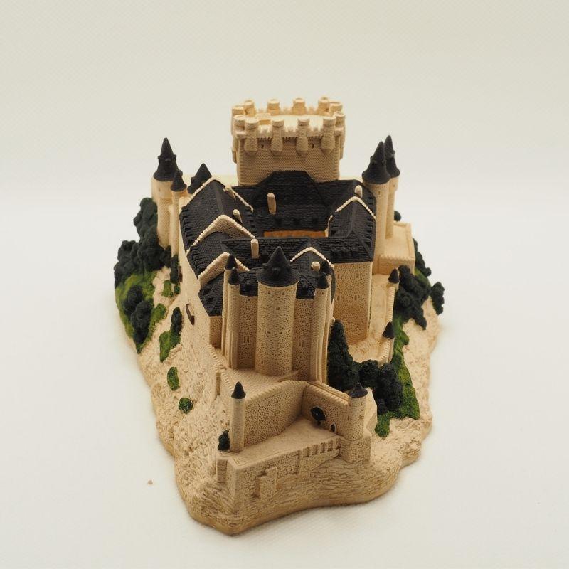 Alcazar de Segovia (Segovia)