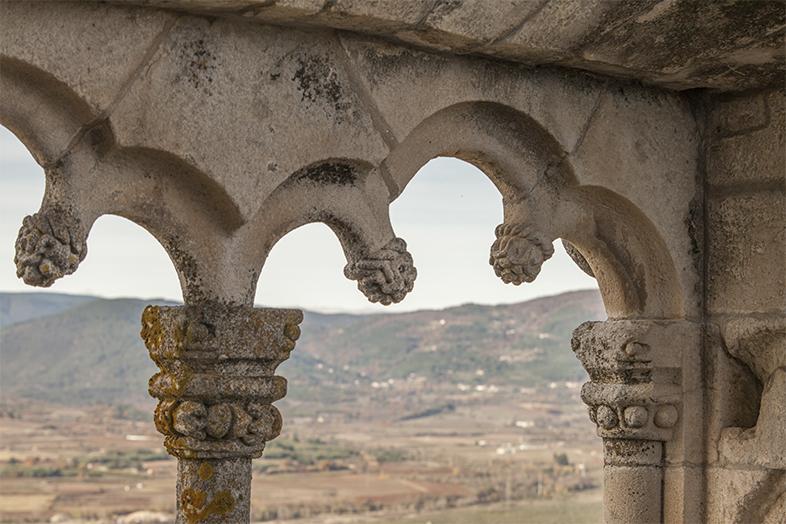 Aldeias históricas de Portugal. Entre la Serra da Estrela y los Arribes del Duero.
