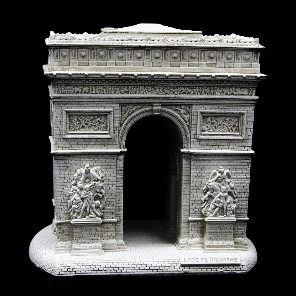 Arco del Triunfo - París (Francia)