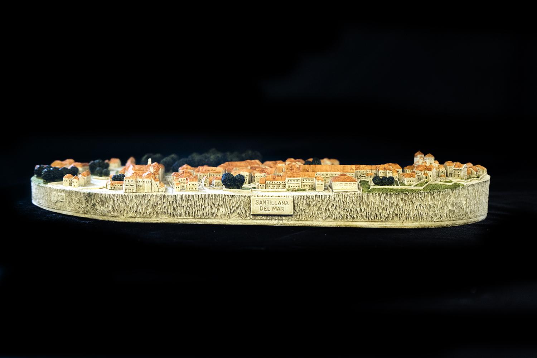 Caserío de Santillana del Mar (Cantabria)
