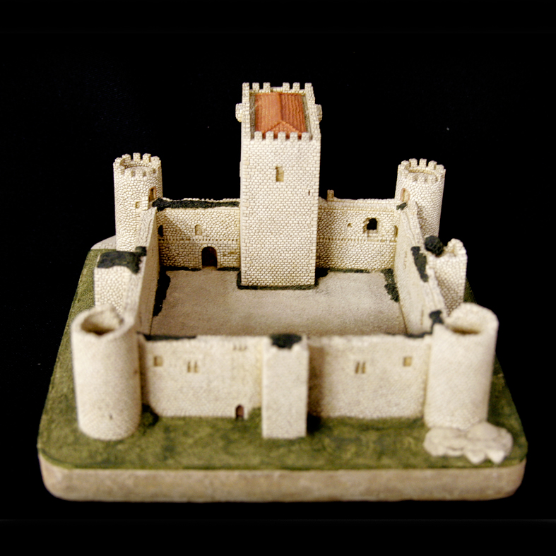 Castillo de Arenas de San Pedro (Ávila)