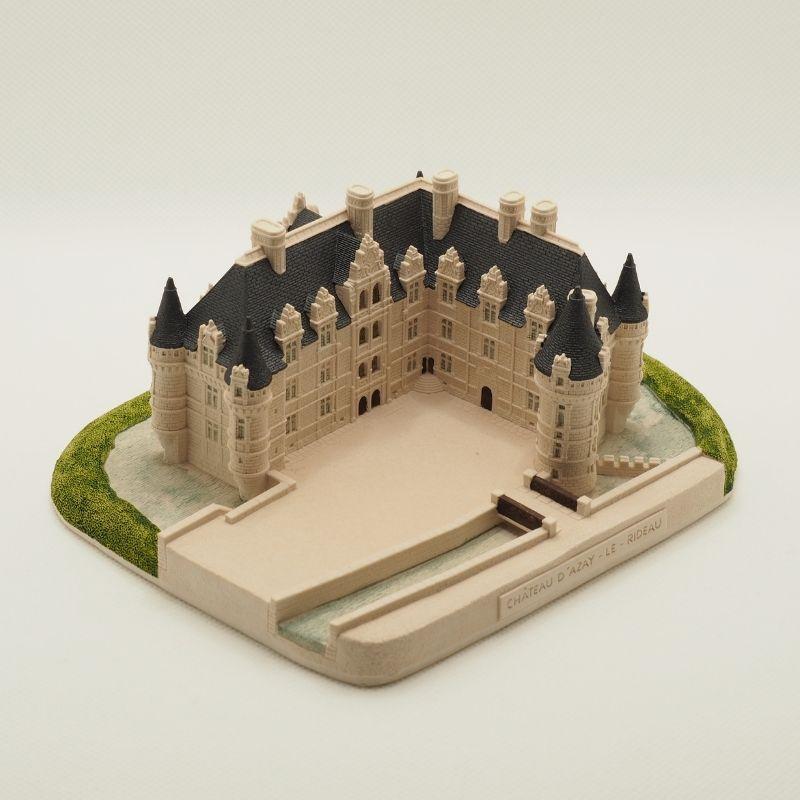 Castillo de Azay-le-Rideau (Francia)