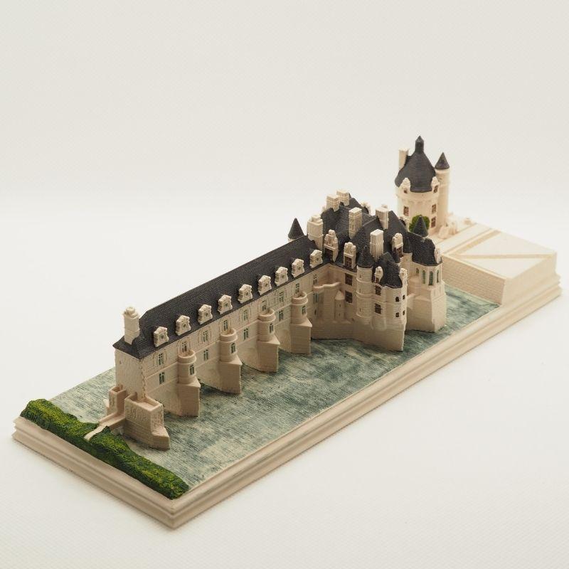 Castillo de Chenonceau (Francia)