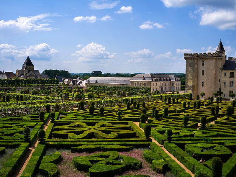 Castillos del Loira. Una historia de Francia a través del agua, la piedra y el vino.