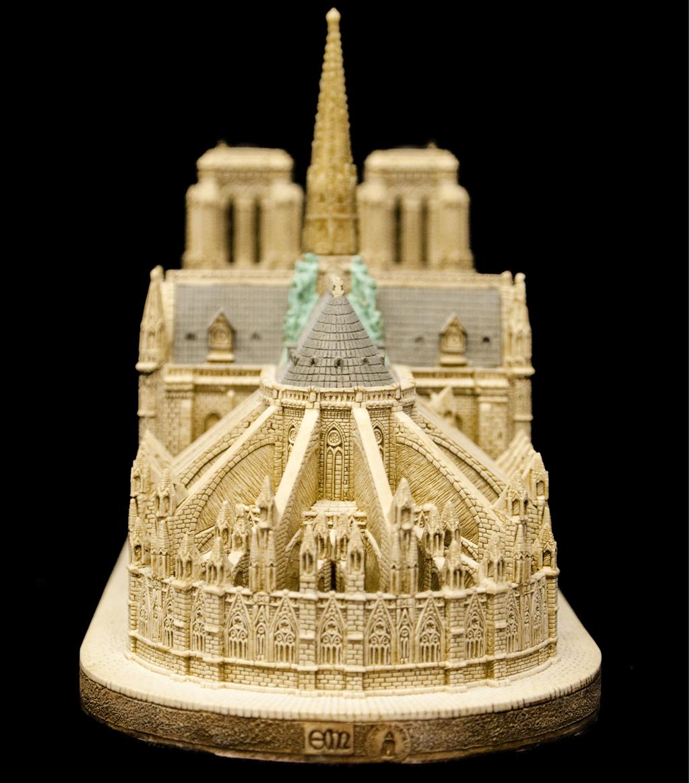 Catedral de Notre Dame - París (Francia)