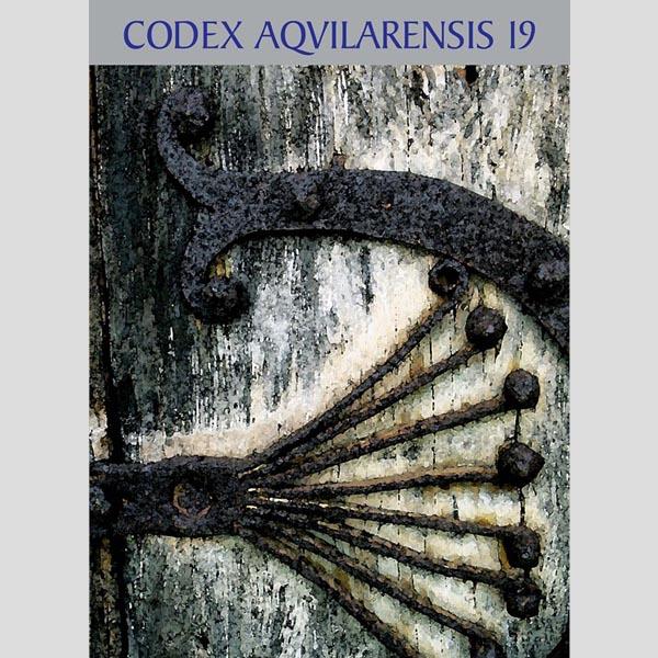CODEX AQUILARENSIS Nº 19