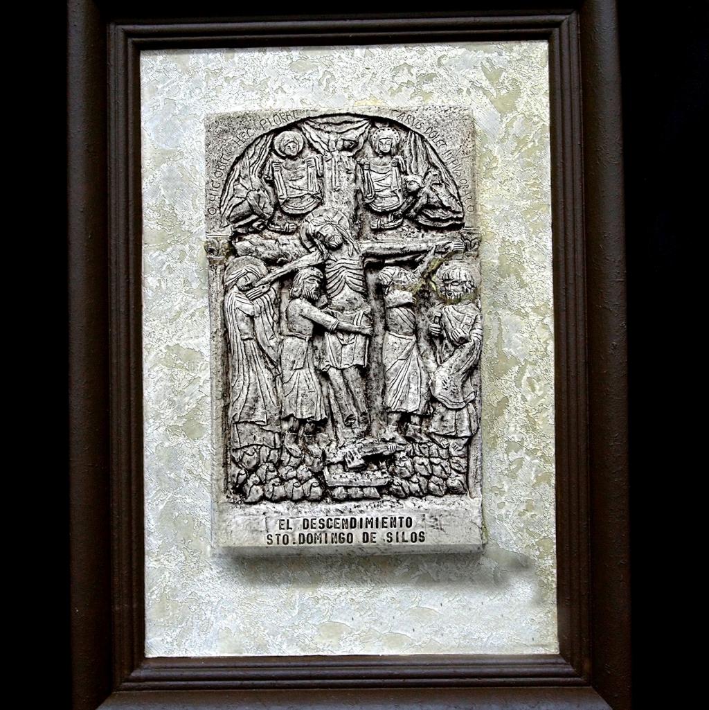 Cuadro del Descendimiento de Santo Domingo de Silos (Burgos)