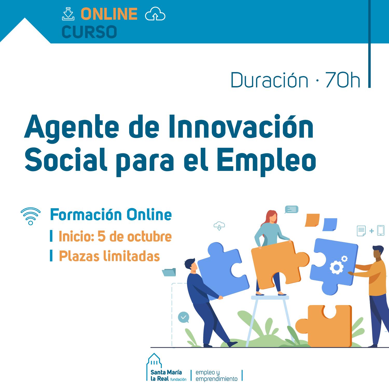 Curso de Agente de Innovación Social para el empleo