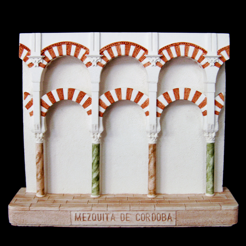 Detalle de la Mezquita de Córdoba (Córdoba)