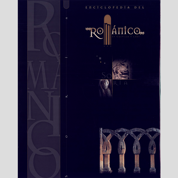 Enciclopedia del románico. Soria (3 tomos)