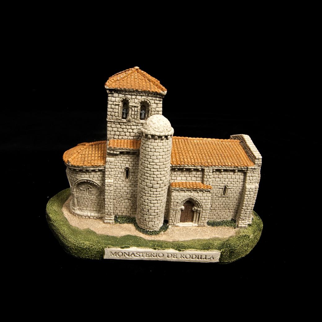 Ermita de Nuestra Señora del Valle en Monasterio de Rodilla (Burgos)