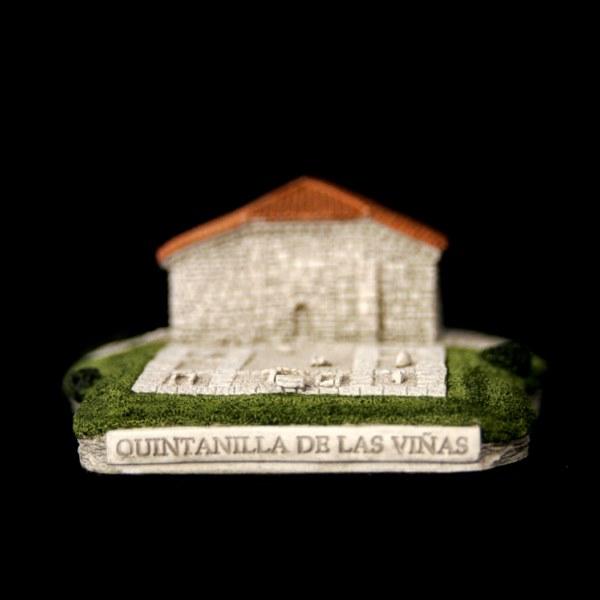 Ermita de Santa María de Lara en Quintanilla de la Viña (Burgos)