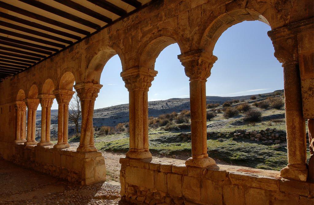 I CURSO DE ARTE ROMÁNICO. El románico en las tierras de repoblación