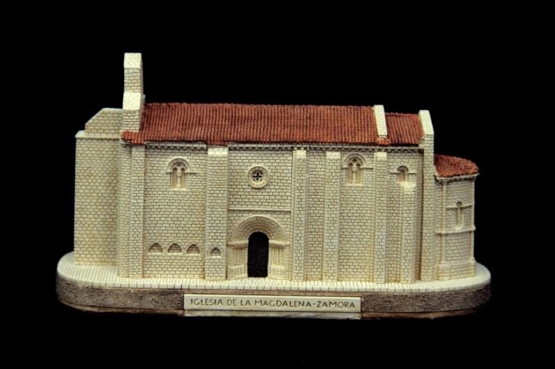 Iglesia de la Magdalena en Zamora (Zamora)