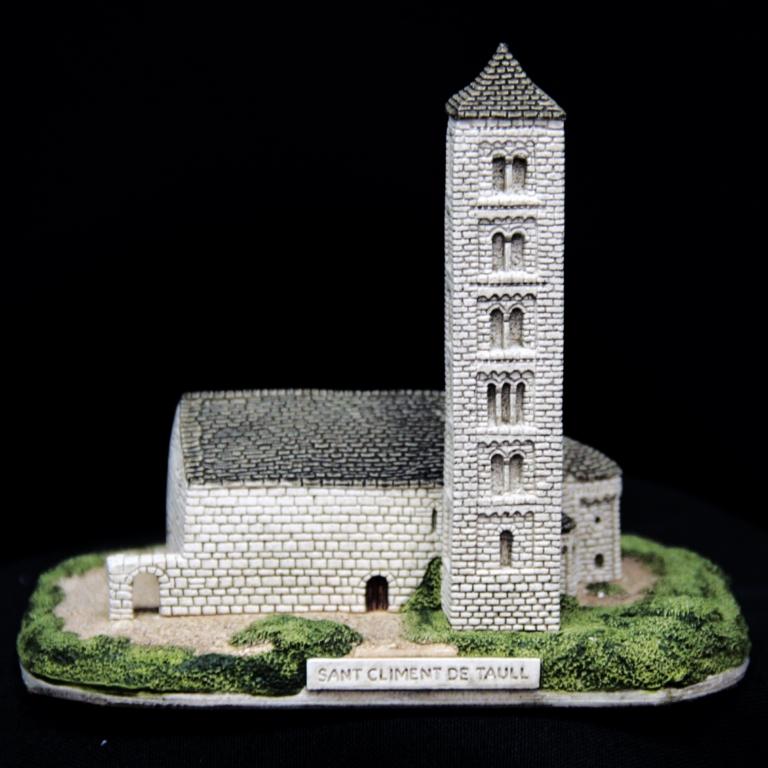 Iglesia de San Clemente en Tahull (Lérida)