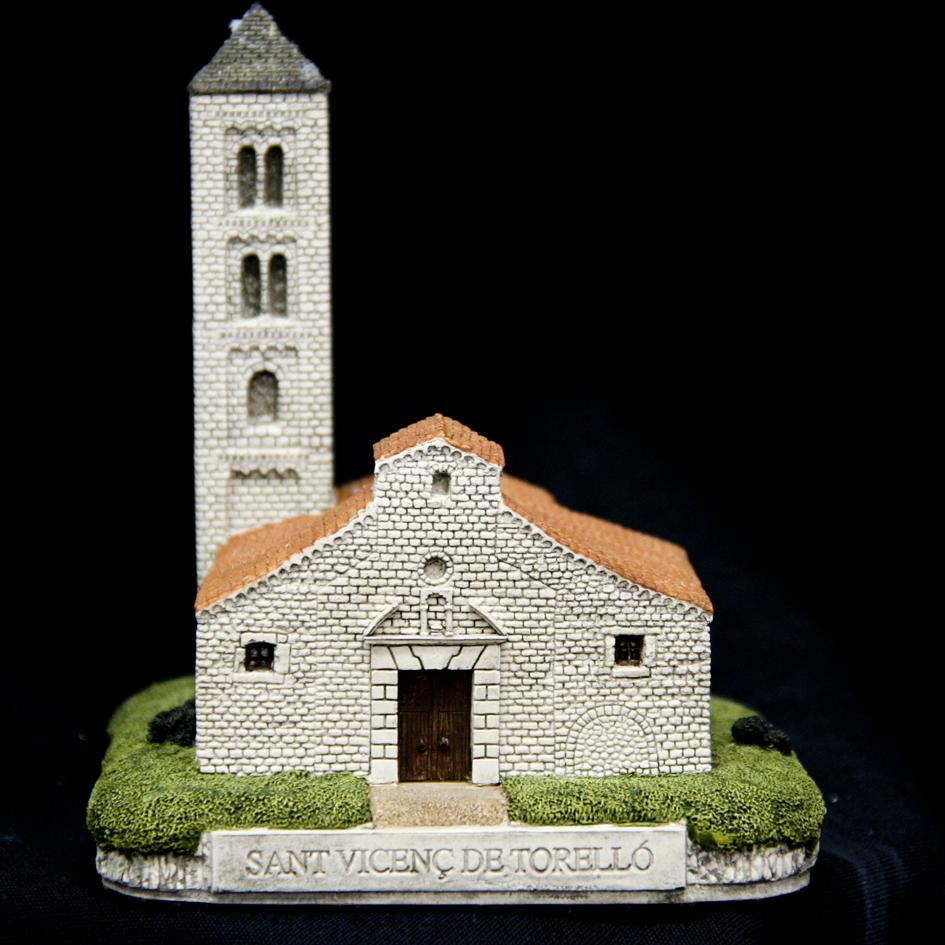 Iglesia de Sant Vicenç del Torelló (BARCELONA)