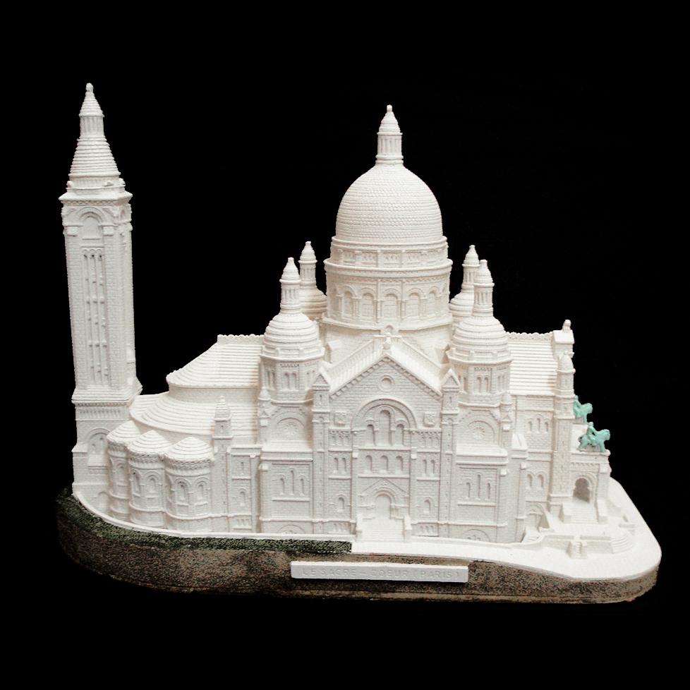 Iglesia del Sagrado Corazón - París (Francia) (Grande)