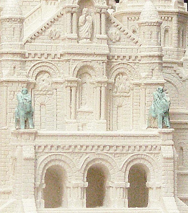 Iglesia del Sagrado Corazón - París (Francia) (Pequeña)