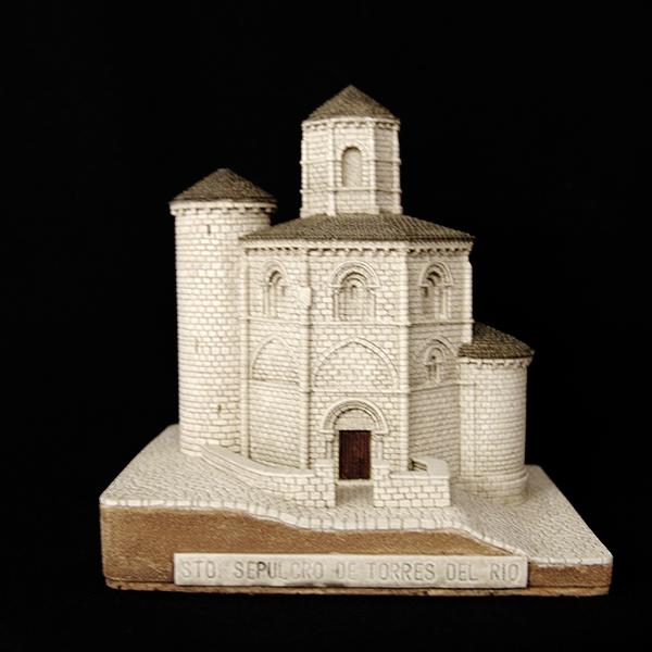 Iglesia del Santo Sepulcro de Torres del Río (Navarra) (Pequeña)