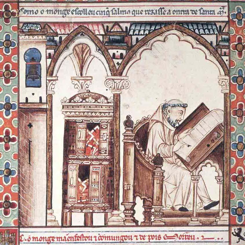 IX TALLER DE CALIGRAFÍA MEDIEVAL. La escritura de Las Cantigas de Santa María