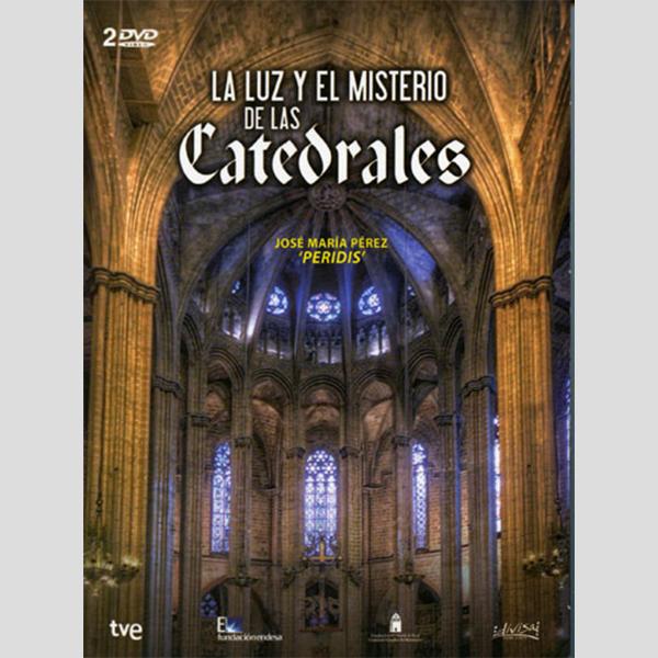 La luz y el misterio de las catedrales (DVD)