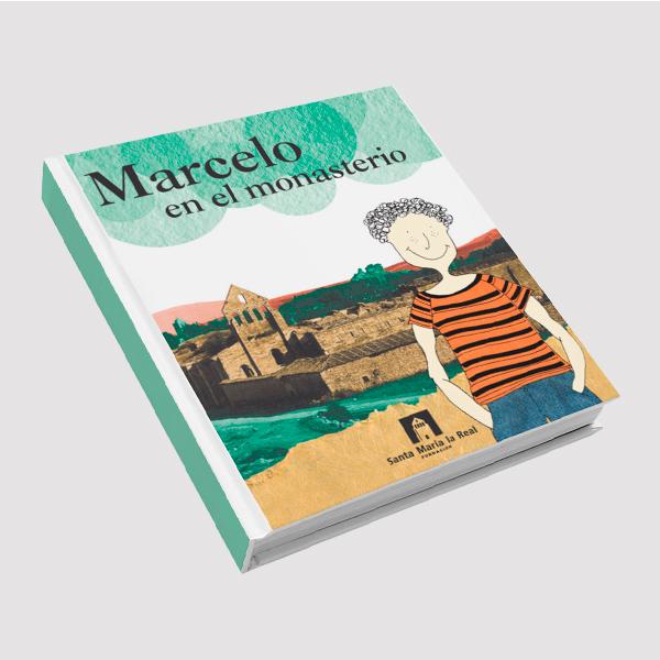 Marcelo en el Monasterio.